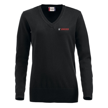 Pullover v-neck JONSERED, women