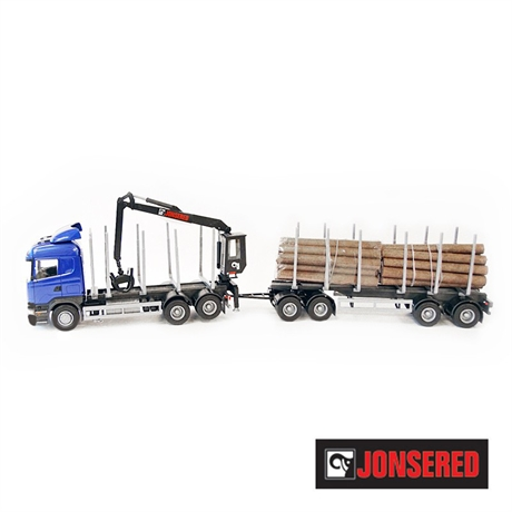 SCANIA Timber Truck JONSERED