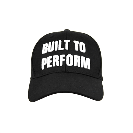 NEW Cap BUILT TO PERFORM
