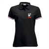 Pique polo shirt Barcelona ZEPRO, women