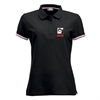 Pique polo shirt Barcelona WALTCO, women