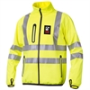 Safety softshell jacket, men